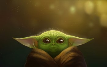 25 Baby Yoda HD Wallpapers