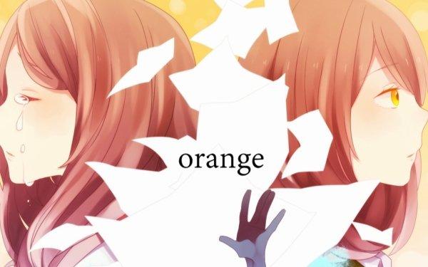 Anime Orange Naho Takamiya HD Wallpaper | Background Image
