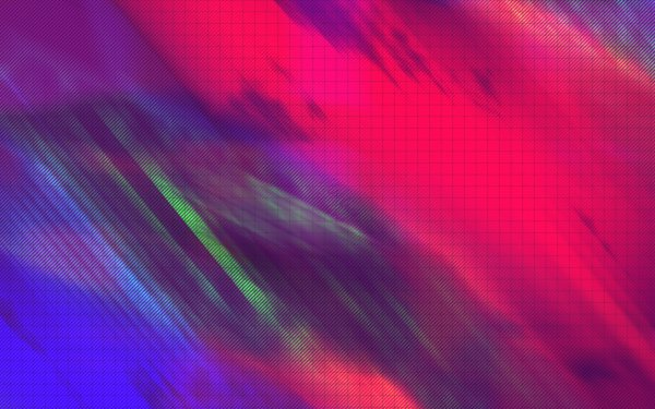 Abstract Square Outrun Retro Colors HD Wallpaper | Background Image