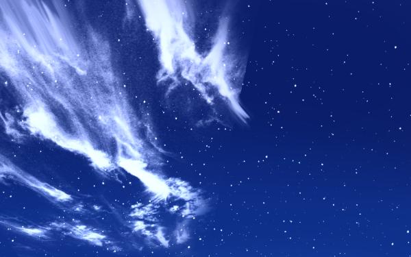Anime Original Sky HD Wallpaper   Background Image