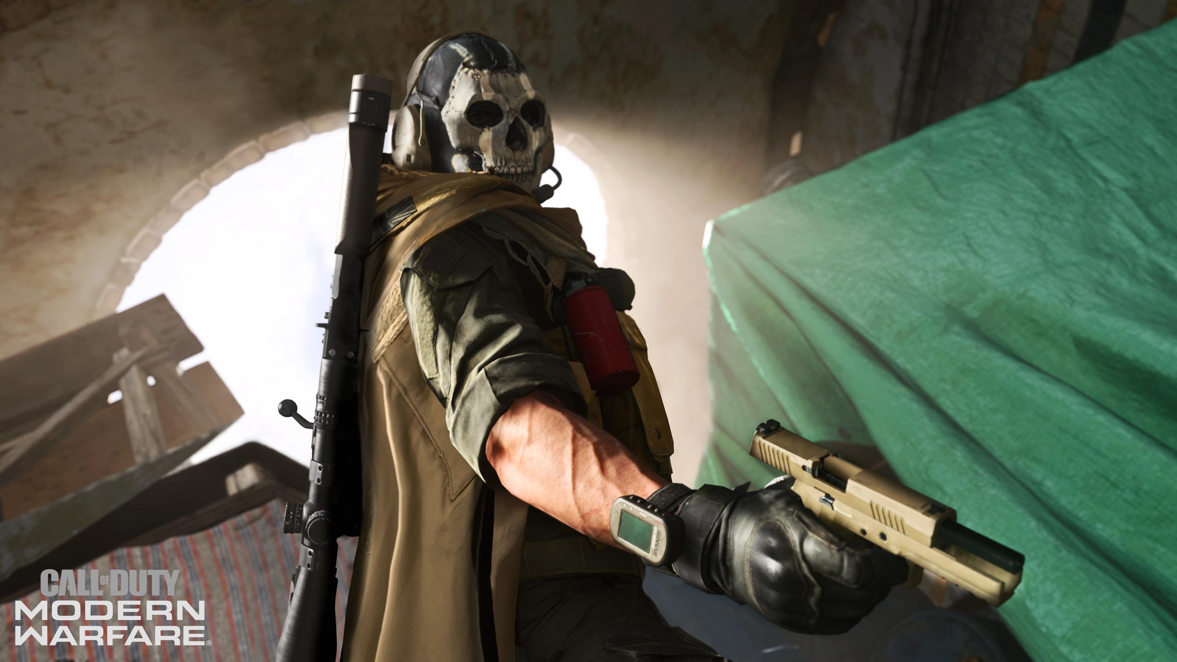Call Of Duty Modern Warfare 4k Ultra Hd Wallpaper Background