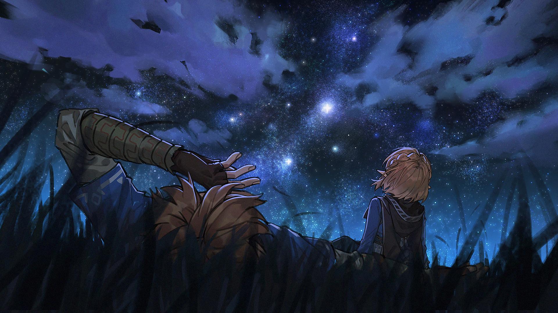 The Legend Of Zelda Breath Of The Wild Hd Wallpaper Background