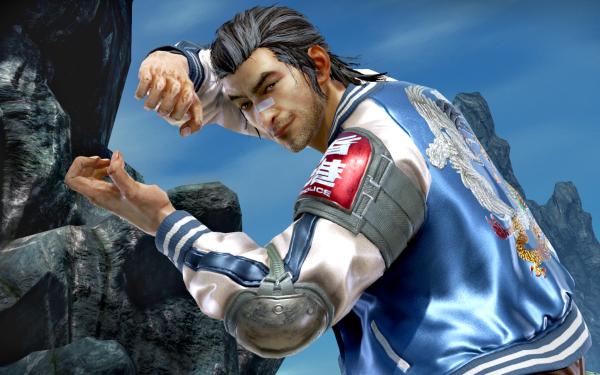 Video Game Tekken 7: Fated Retribution Tekken Lei Wulong HD Wallpaper | Background Image