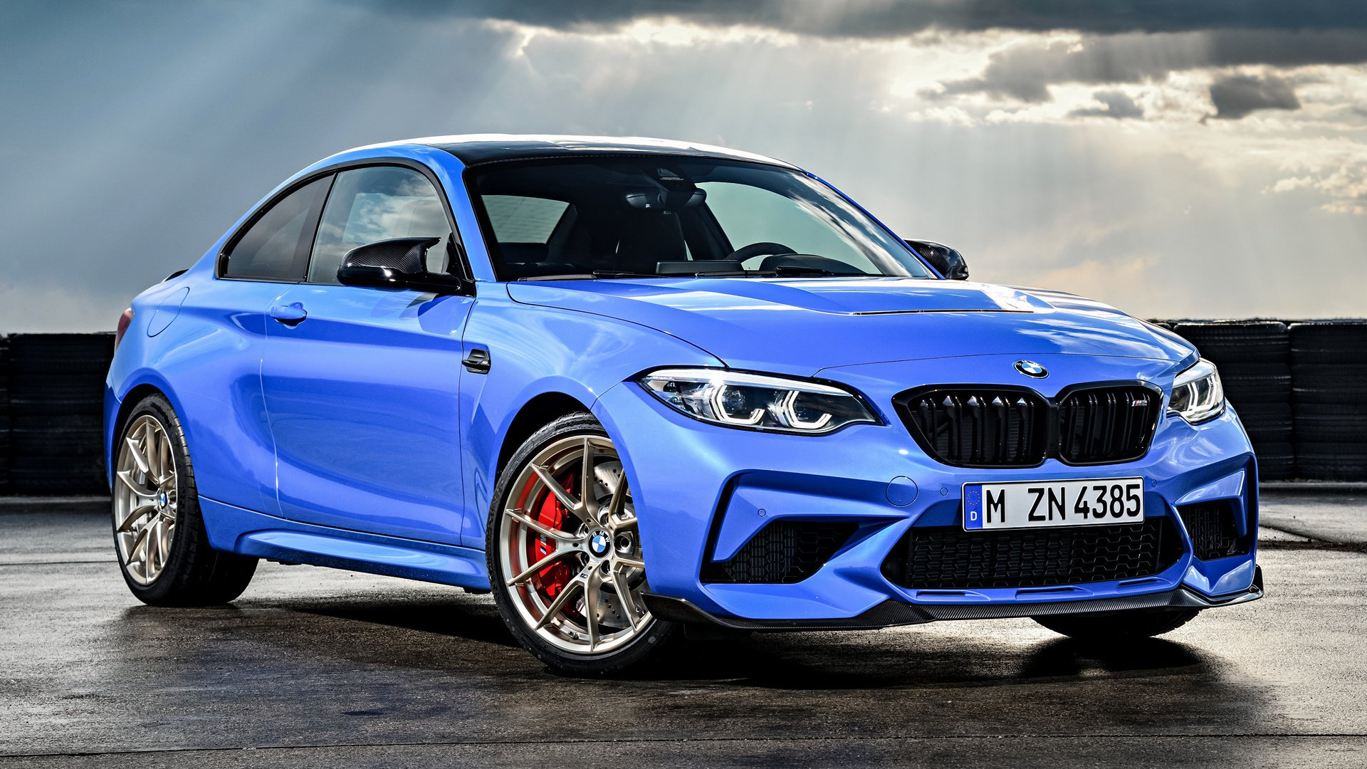 Bmw M2 Cs Beats Urus Cayman Gt4 And M850i On Hockenheim Upcoming Cars Library Up To Date