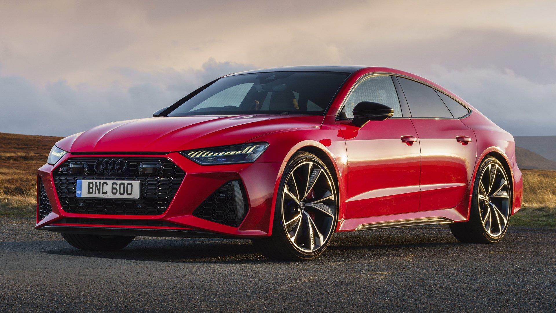 2020 Audi Rs7 Sportback Fond D Ecran Hd Arriere Plan 1920x1080 Id 1070844 Wallpaper Abyss