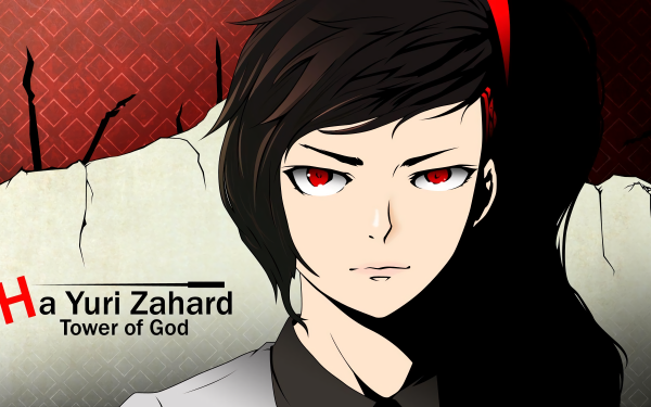 Anime Tower of God Ha Yuri Zahard HD Wallpaper   Background Image