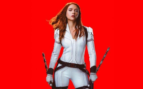 Movie Black Widow Natasha Romanoff Scarlett Johansson HD Wallpaper | Background Image
