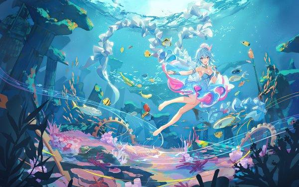 Anime Vocaloid Hai Yi HD Wallpaper   Background Image