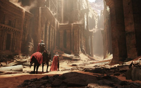 Fantasy Warrior Knight HD Wallpaper | Background Image