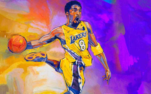 Video Game NBA 2K21 NBA NBA 2K Kobe Bryant HD Wallpaper | Background Image