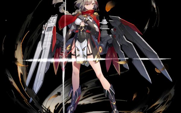 Anime Azur Lane Eagle HD Wallpaper | Background Image