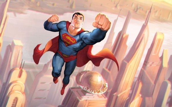 Movie Superman: Man of Tomorrow Superman City DC Comics Daily Planet Metropolis HD Wallpaper | Background Image