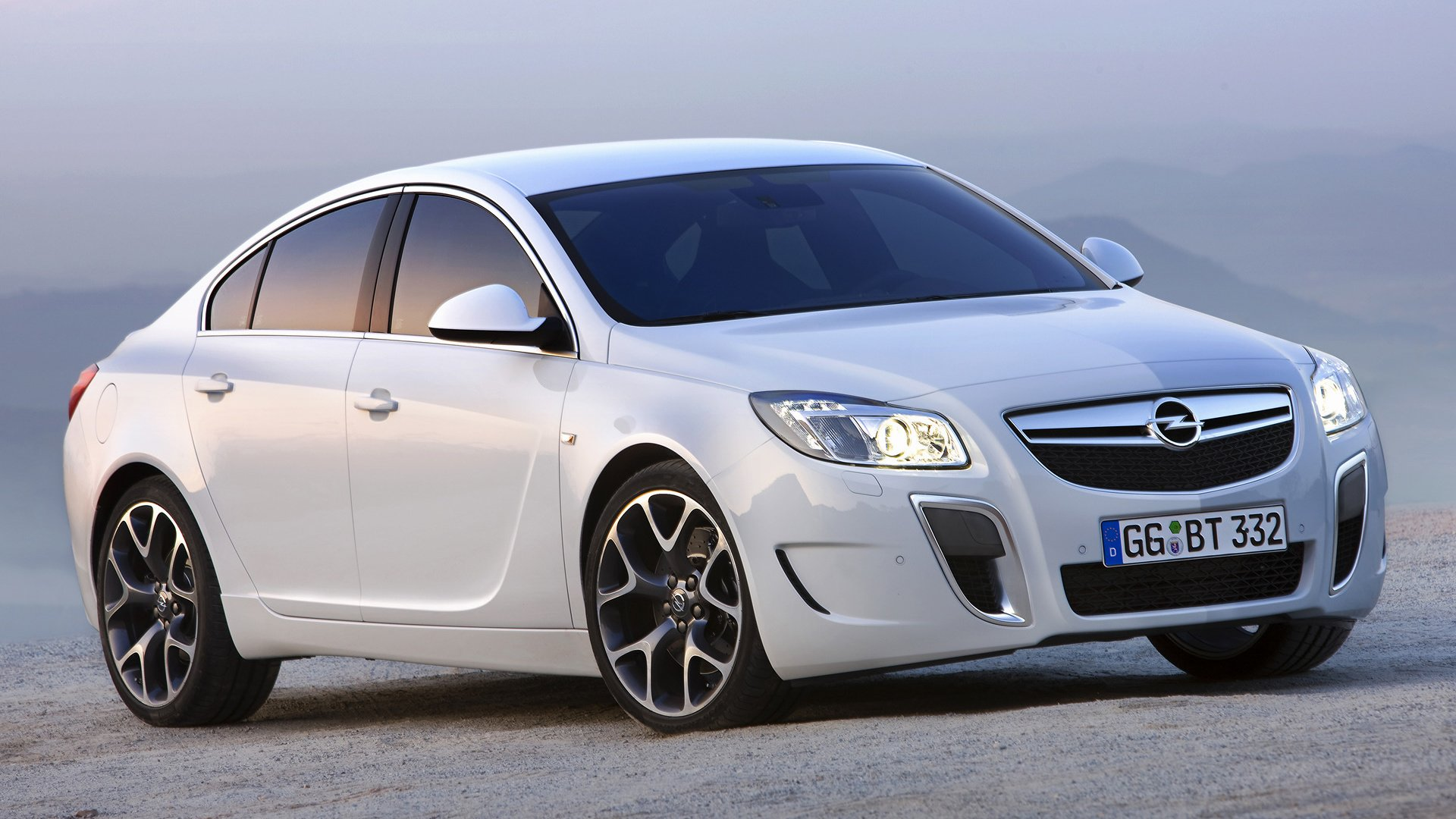 2009 Opel Insignia Opc Hd Wallpaper Background Image 1920x1080 Id 1101280 Wallpaper Abyss
