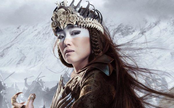Movie Mulan (2020) Gong Li HD Wallpaper | Background Image