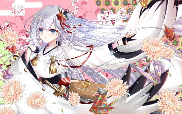 Anime Azur Lane Shoukaku HD Wallpaper   Background Image