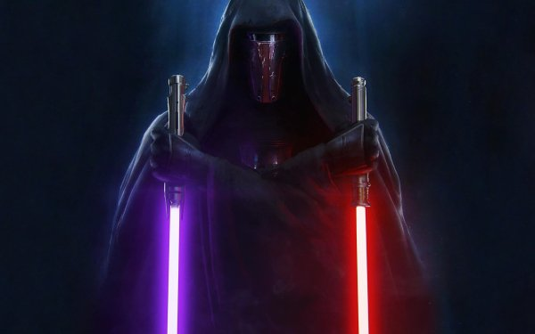 Video Game Star Wars: Knights of the Old Republic Star Wars Revan HD Wallpaper | Background Image