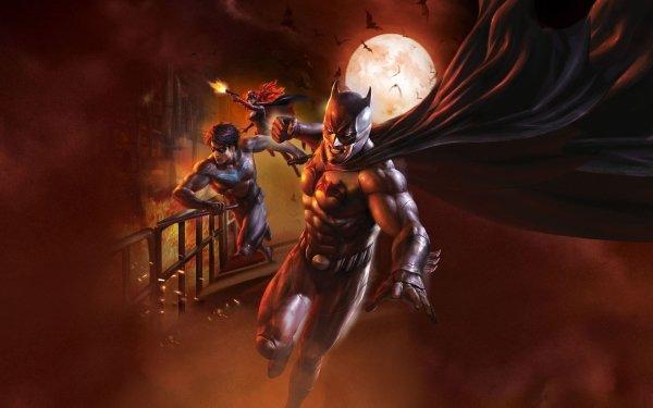 Movie Batman: Bad Blood Batman Movies Nightwing Batwoman Kate Kane DC Comics Dick Grayson HD Wallpaper | Background Image