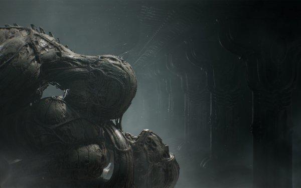 Video Game Scorn HD Wallpaper | Background Image