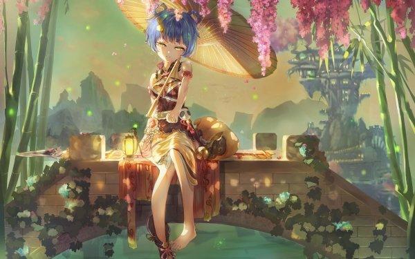 Video Game Genshin Impact Xiangling HD Wallpaper | Background Image