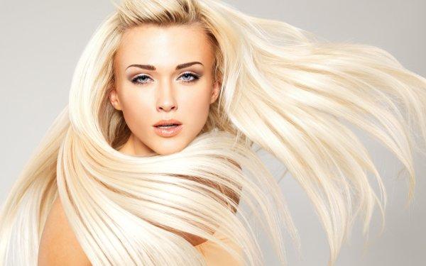 Women Blonde Model HD Wallpaper   Background Image