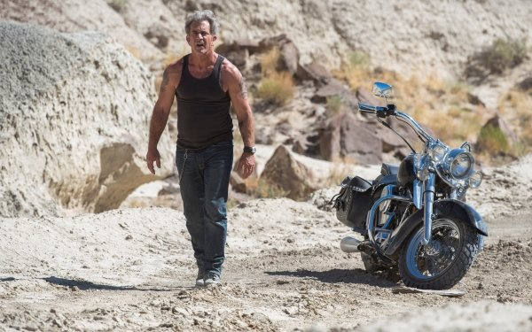 Movie Blood Father Mel Gibson HD Wallpaper | Background Image