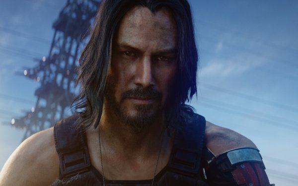 Videogioco Cyberpunk 2077 Johnny Silverhand Keanu Reeves HD Wallpaper | Sfondo