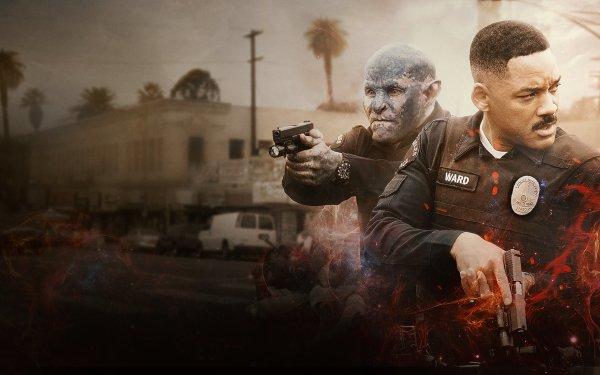 Movie Bright Will Smith HD Wallpaper | Background Image