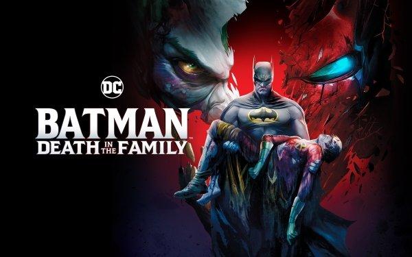 Movie Batman: Death In The Family Batman Red Hood Jason Todd Joker Robin HD Wallpaper | Background Image