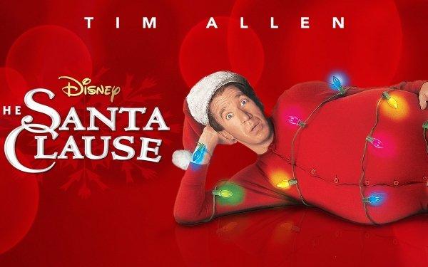 Movie The Santa Clause Santa Tim Allen HD Wallpaper   Background Image