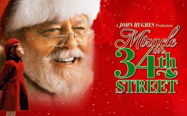 Movie Miracle on 34th Street (1994) Mara Wilson Richard Attenborough HD Wallpaper   Background Image