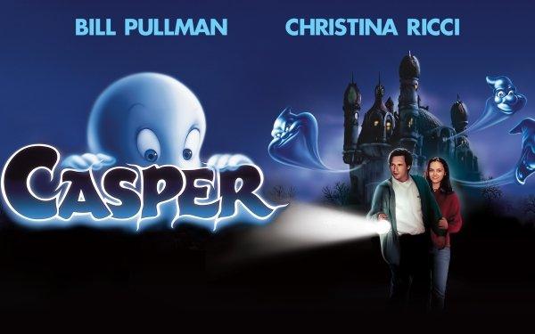 Movie Casper Bill Pullman Christina Ricci Casper the Friendly Ghost HD Wallpaper | Background Image