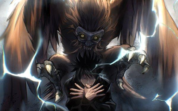 Anime Jujutsu Kaisen Megumi Fushiguro Black Hair HD Wallpaper   Background Image