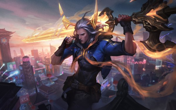 Video Game League Of Legends Viego HD Wallpaper | Background Image