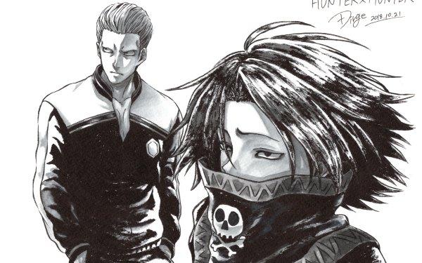 Anime Hunter x Hunter Feitan Portor Phinks Magcub HD Wallpaper   Background Image