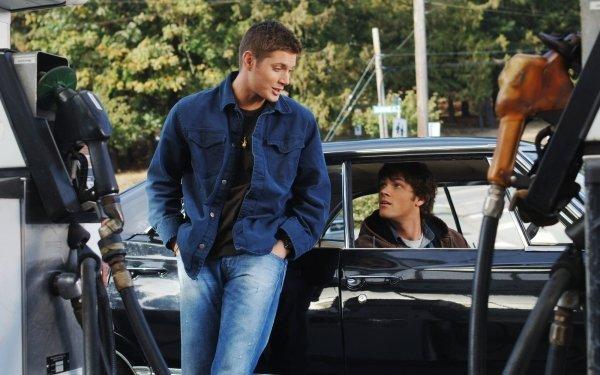 TV Show Supernatural Jensen Ackles Dean Winchester Jared Padalecki Sam Winchester HD Wallpaper | Background Image