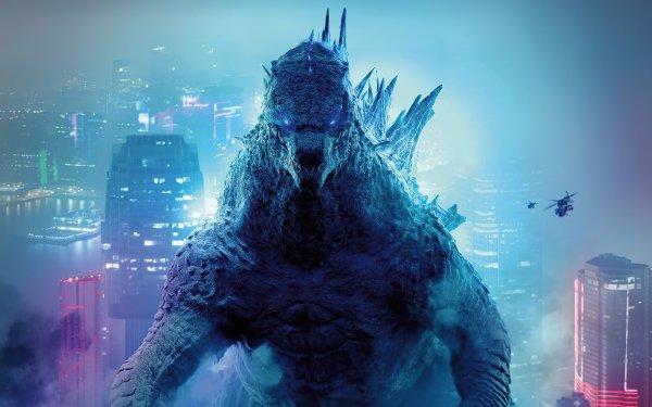 Movie Godzilla vs Kong Godzilla HD Wallpaper   Background Image