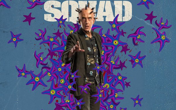 Movie The Suicide Squad Thinker Peter Capaldi HD Wallpaper | Background Image