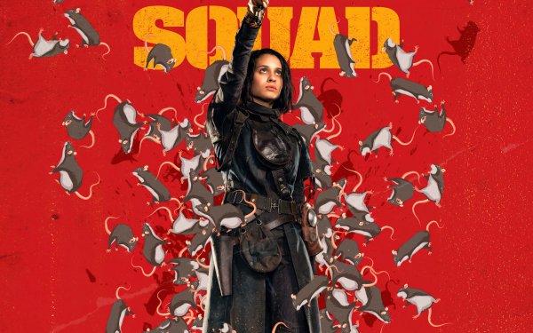 Movie The Suicide Squad Daniela Melchior Ratcatcher 2 HD Wallpaper | Background Image