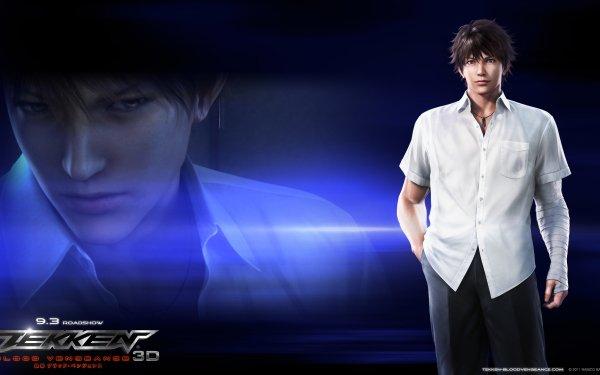 Anime Tekken: Blood Vengeance Tekken Shin Kamiya HD Wallpaper | Background Image