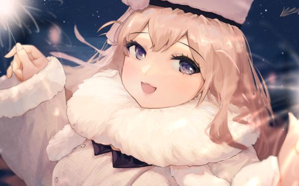 Anime Azur Lane Murmansk HD Wallpaper | Background Image