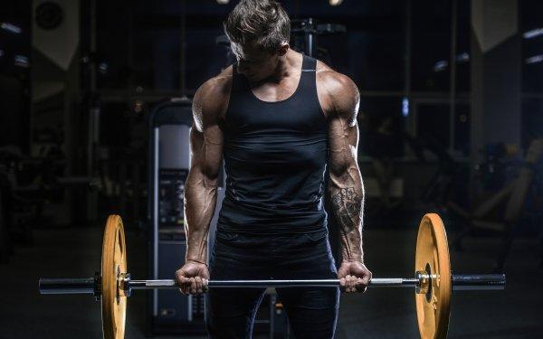 Sports Bodybuilding Tattoo Muscle Gym Bodybuilder HD Wallpaper | Background Image