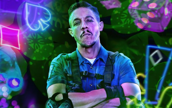 Movie Army of the Dead Theo Rossi Burt Cummings HD Wallpaper | Background Image