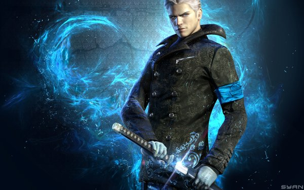 Video Game DmC: Devil May Cry Devil May Cry Vergil HD Wallpaper | Background Image