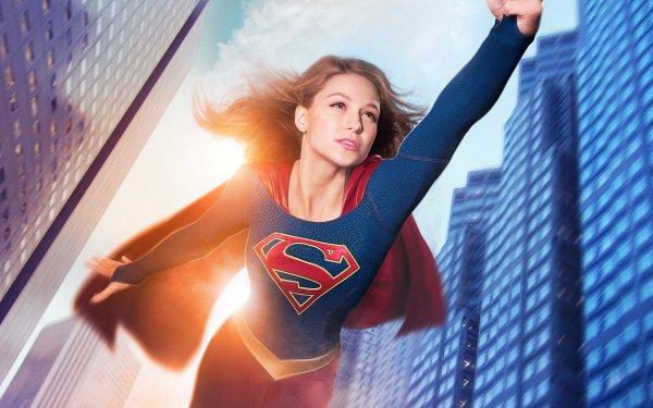 TV Show Supergirl Kara Danvers Melissa Benoist HD Wallpaper   Background Image