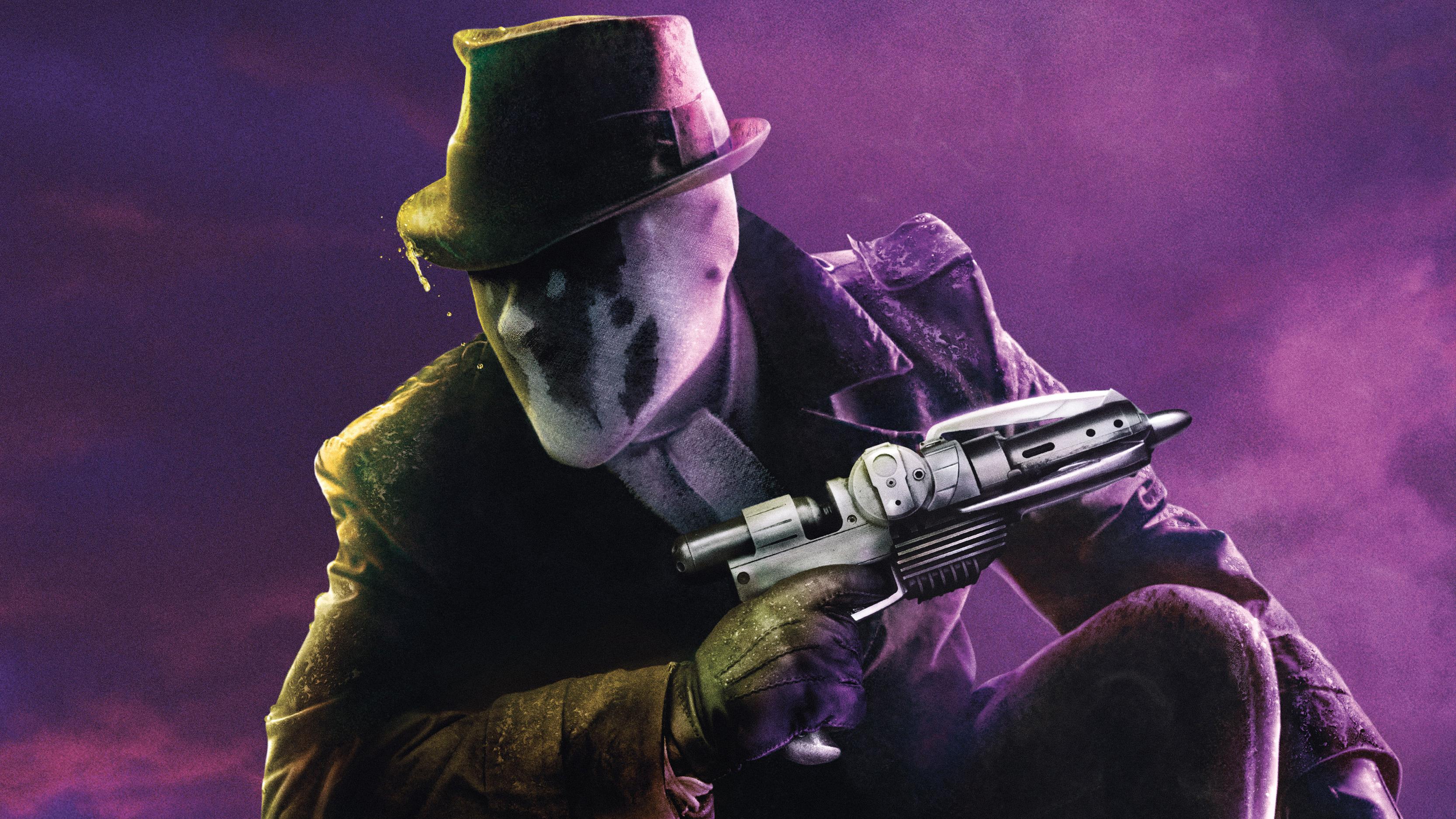 Watchmen; Rorschach