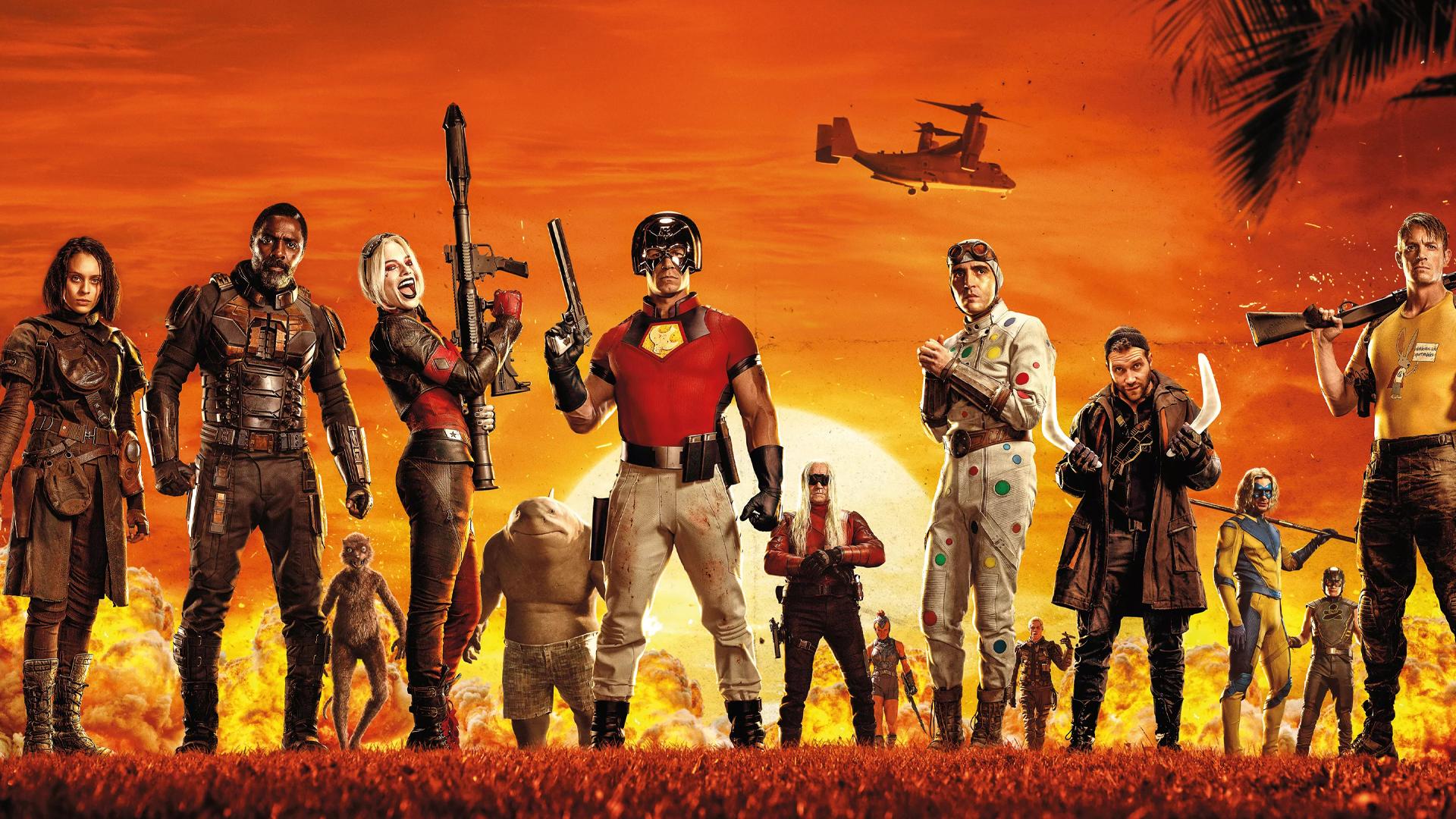 O Esquadrão Suicida; Esquadrão Suicida; James Gunn