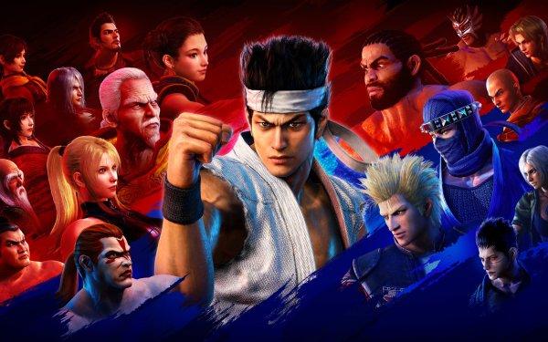 Video Game Virtua Fighter 5 Ultimate Showdown HD Wallpaper | Background Image