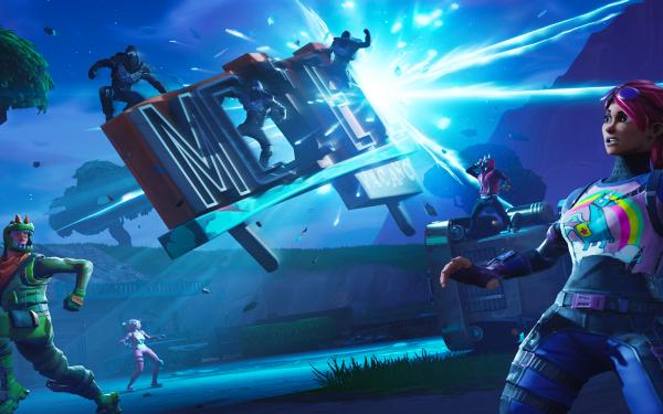 Video Game Fortnite Fortnite Loading Screen Fortnite Battle Royale HD Wallpaper | Background Image