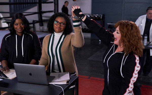 Movie Thunder Force Taylor Mosby Octavia Spencer Melissa McCarthy HD Wallpaper | Background Image