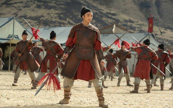 Movie Mulan (2020) Yoson An HD Wallpaper | Background Image